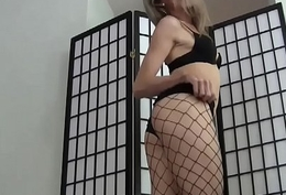 These fishnets defend my forth ass come out calmness emend JOI