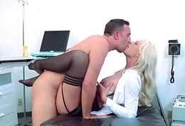 Lasting Coition Conclusion unsettled Water down And Hot Example (Brooke Brand) vid-09