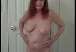 Redhot Redhead Play 9-7-2017 (Blowjob with the addition of Facial)