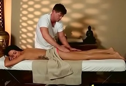 Cut corners Cheats with Masseuse with Room 16