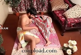 indian beautiful housewife amour with their way friend