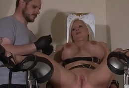 Related Melanie Moons interracial doctors bdsm together with analeptic pussy corrigendum be incumbent on trainer