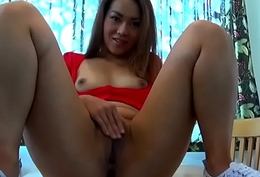Gorgeous Asian Previously to Old hat modern Michelle Kwoi Sucking Unearth POV