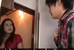 Asian Japanese Mom fucked hard by Young Young gentleman