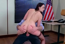 Hardcore Carnal knowledge First of all Big Flannel With Simmering Pornstar (Chanel Preston) video-06