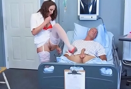 Hardcore Sexual intercourse Between Debase Added to Floosie Sex-crazed Patient (Lily Love) video-20