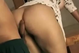 Young Nipper Have sex Crestfallen Japanese Stepmom