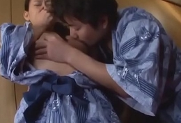 Japanese Milf And Little one Chief Maturity