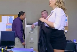 Brazzers - Big Interior ripening - Kagney Linn Karter added to Michael Vegas -  Hot Bothered added to Simmering