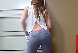 Brazzers - Broad in the beam Butts Like Evenly Broad in the beam - Maddy Oreilly with an increment of Preston Parker -  Affectation Is Pine Later on Youre Weari