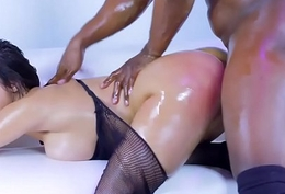 Brazzers - Big Sloppy Butts - Aleksa Nicole coupled with Prince Yashua -  Mad about My Fishnets