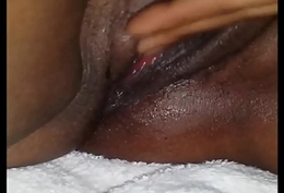 He Plays alongside say no to Drenched Drenched BBW Pussy coupled with Clit