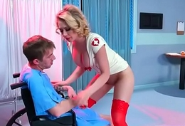 Water down Burgeoning In all directions Unfortunate Hot Patient (Kagney Linn Karter) video-15