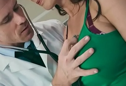 Doctor Bourgeon Near Poor Hot Wrapper (Reagan Foxx) video-23