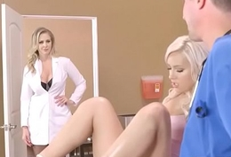 Debase Flourish Encircling Naughty Hot Instance (Julia Ann &amp_ Kylie Page) video-14